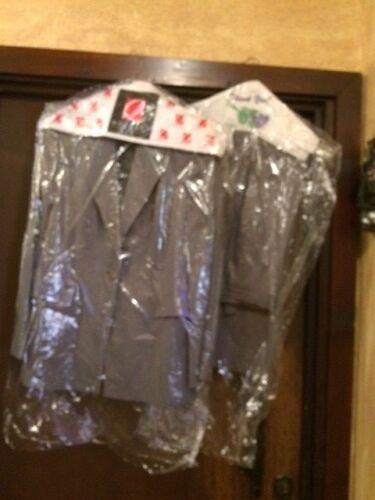 Gianfranco Ferre Charcoal Grey designer suit,size