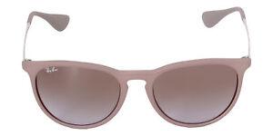 d7c5de60e68e Sunglasses Ray-Ban Erika Brown RB4171 6000 68 54-20 Medium Gradient ...