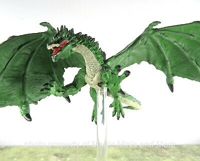 Tyranny of Dragons NM D/&D Fantasy Green Dragon #31 Icons of the Realms