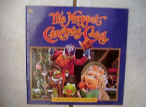 The Muppet Christmas Carol: The Illustrated Holiday Classic HARDCOVER 2019 | eBay