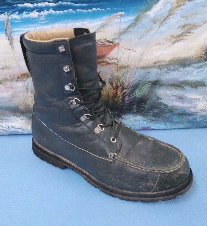 Cabelas Para Hombre De Cuero botas De Trabajo B estilo 805913 1104 gris