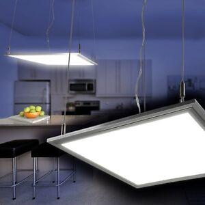 LED Panel Küchen Tresen Arbeits Beleuchtung Hängeleuchte Hotel ...