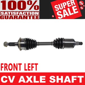 Details about FRONT LEFT CV Axle Assembly For TOYOTA 4RUNNER 96-02 TACOMA  95-04