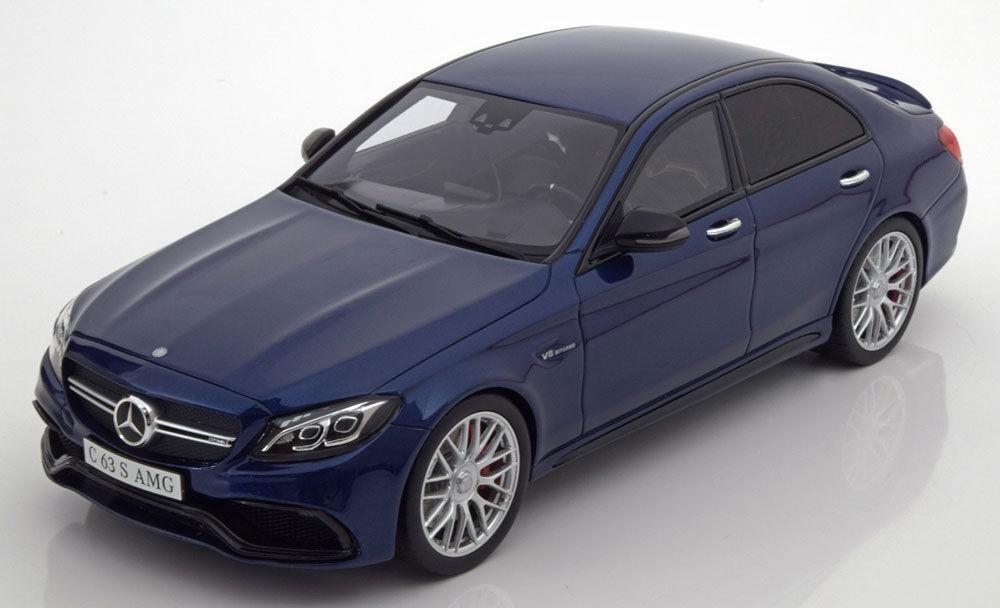 Mercedes - amg c63 limousine Blau gt geist le 504pcs 18  neue