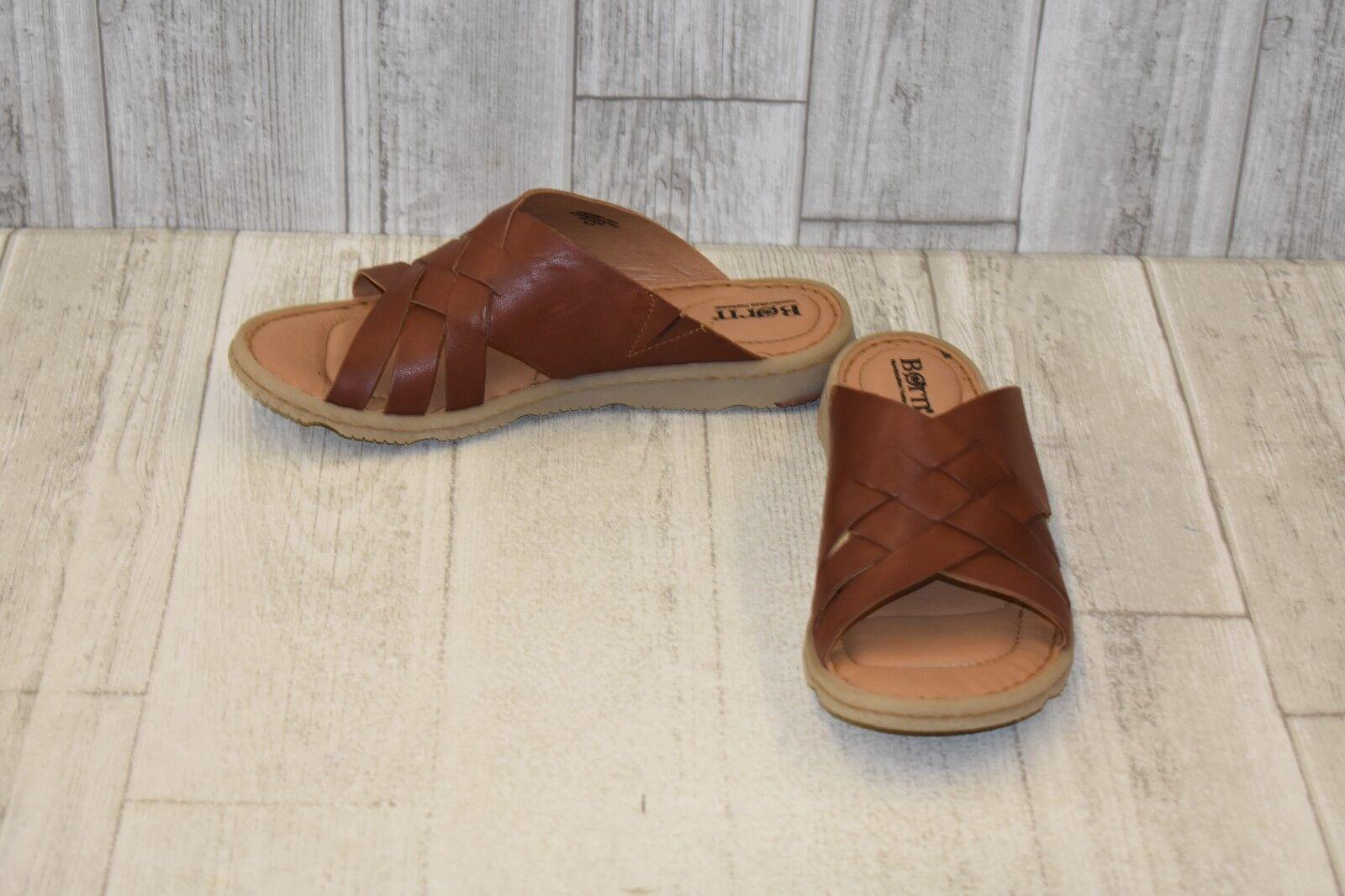 Born Tarpon Slide - Women's Size 9, Brown