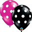 6-x-11-034-Printed-Qualatex-Latex-Balloons-Assorted-Colours-Children-Birthday-Party thumbnail 91