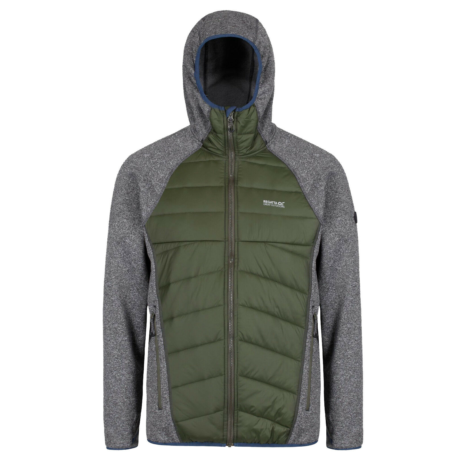 Andreson III Hybrid Stretch Jacket Lightweight Insulated Water Repellent New