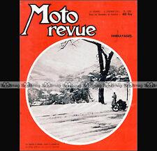MOTO REVUE N°1220 ★ ARDIE BZ 350 ★ BMW R 25, SCOOTER SPEED 115, STELLA-MARS 1955