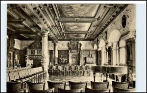 ALTENBURG-Echtfoto-AK-DDR-Postkarte-Schloss-Bachsaal