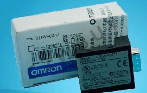 NEW OMRON PLC MODULE CJ1W-CIF11