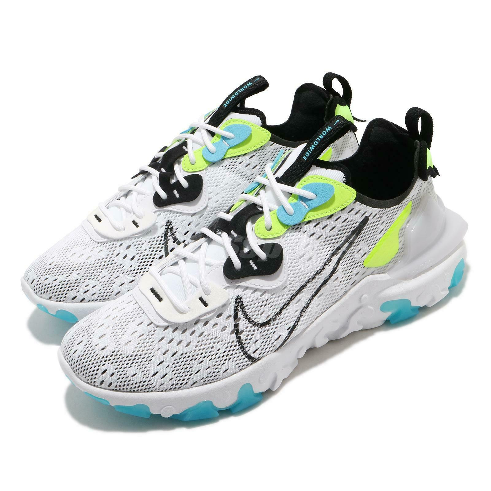 Size 9 - Nike React Vision Worldwide Pack - White for sale online ...