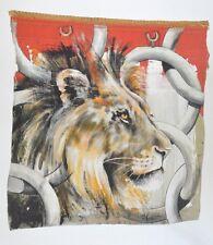 Rolf Knie King Lion Löwe, 1996 Poster Bild Kunstdruck 70x60cm - Portofrei