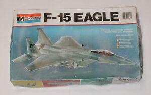 1/48 Monogram F-15 Eagle