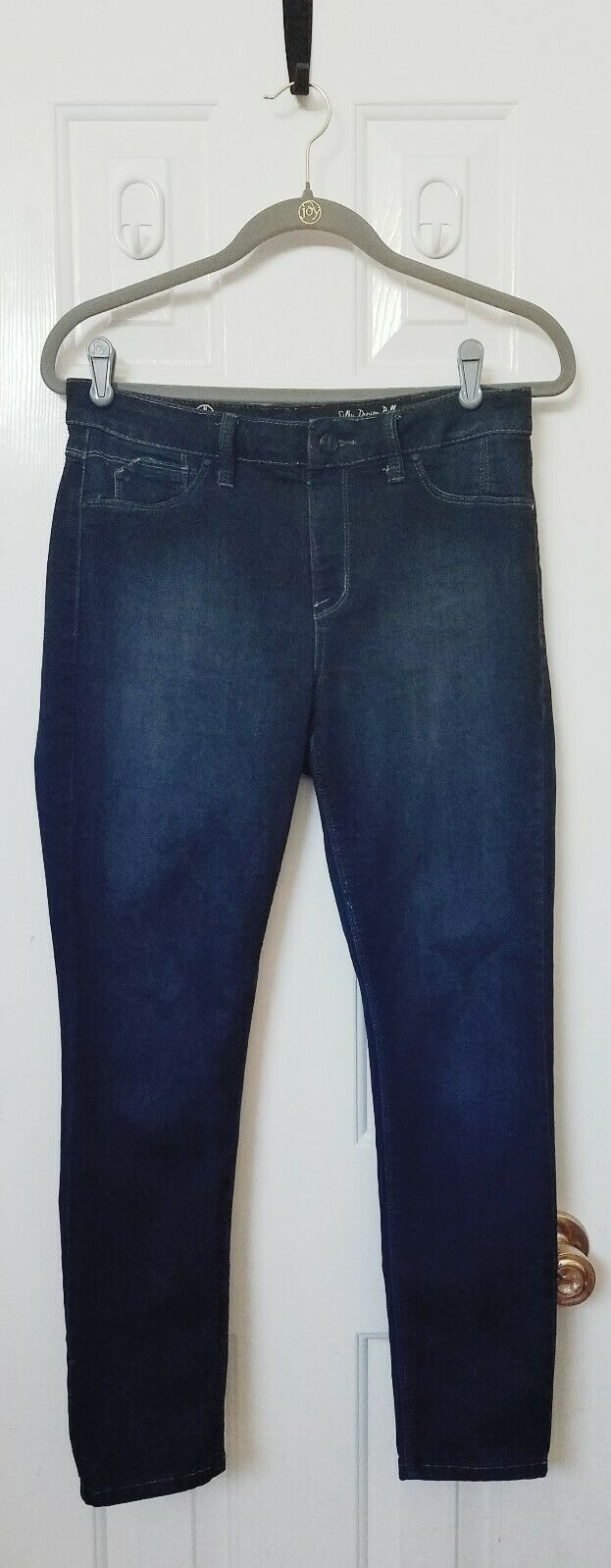 New Laurie Felt Hot In Hollywood  Ankle Skinny Jeans Sz Medium