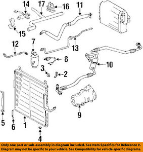 image is loading mercedes-mercedes-benz-oem-300e-air-conditioner-a-c-