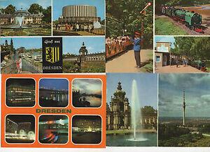 Postkarten-DDR-Zeitgeschichten-Markantes-Urlaub-Nostalgie