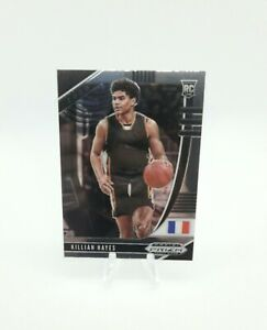 2020-21 Panini Prizm Draft Picks Killian Hayes Rookie Card Pistons Base RC