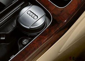 New-Genuine-AUDI-A4-A5-A6-A7-TT-R8-Console-Centrale-Porte-Gobelet-Cendrier-420087017