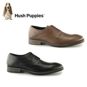 Hush puppies Chaussures Carlos Luganda Hush puppies Native Baskets pour Homme Noir Noir - Gris - Gris aHRw3G