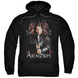 Lord-of-the-Rings-ARAGORN-Licensed-Adult-Sweatshirt-Hoodie