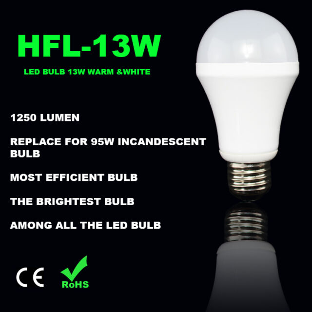 3W 5W 7W 10W 12W 13W LED Bulb LED Lamp Light Bulb Supper Bright E26 E27 IP65