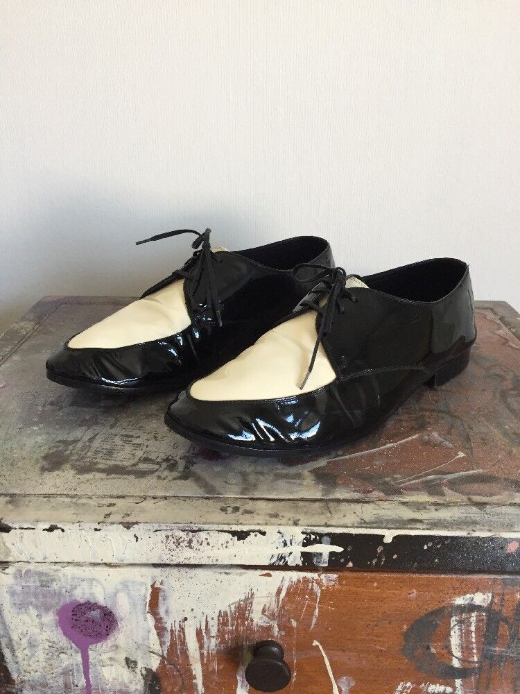 GRAIL Dior Homme by Hedi Slimane S S 06 Runway shoes ULTRA RARE