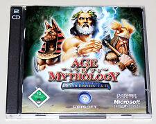 AGE OF MYTHOLOGY - PC CD ROM - VON DEN SCHÖPFERN VON AGE OF EMPIRES
