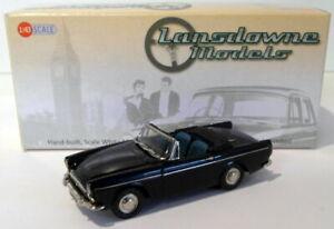 Lansdowne-Modelos-Escala-1-43-LDM94-1966-Tigre-Sunbeam-Azul-de-medianoche