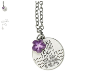 Disney Lilo And Stitch Ohana Means Family Lilo Stitch Necklace