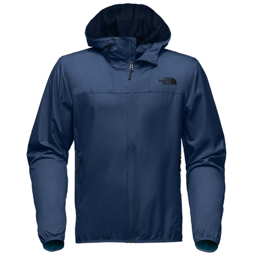 The North Face  Herren Cyclone 2 Ultra Lightweight Hoodie Blau Uk Small Brand New