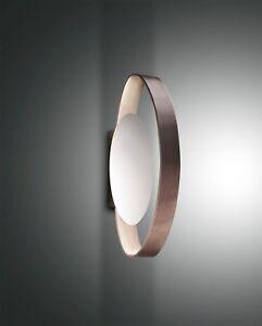 Design Led Lampada Parete di Illuminazione IP44 1-flg Fabas Luce ...
