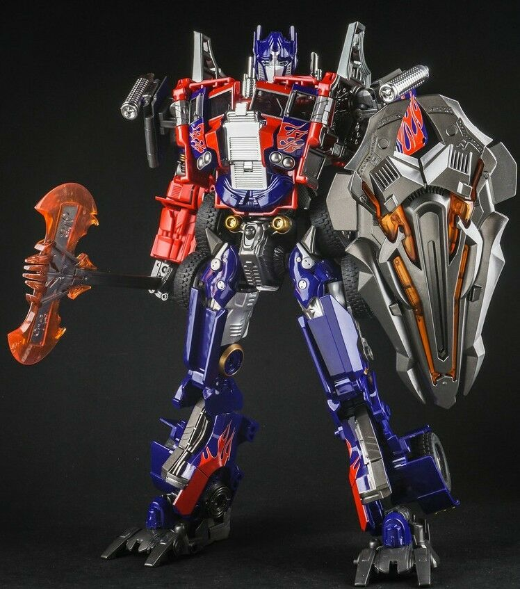 Transformers M01 Optimus Prime Toy Action Figure Doll OverDimensioned New in Box