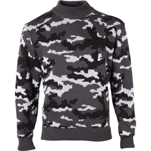 Tactical Camouflaged Sweater Russian Military Field Equipment for Army by Splav