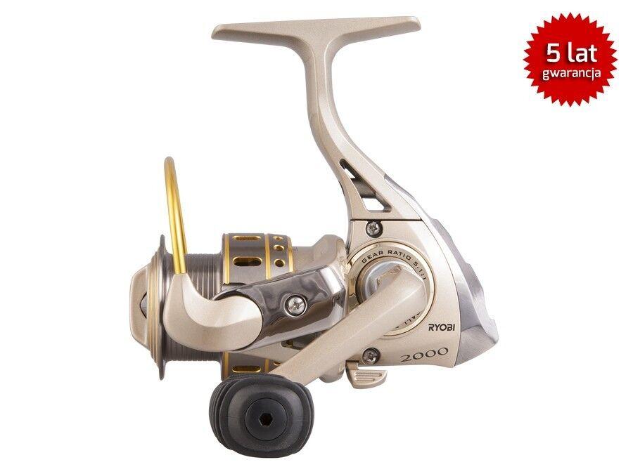 Ryobi Tresor FD   front-drag   spinning reels   carretes