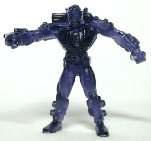 War Machine Glitter Purple Hasbro Marvel Handful of Heroes Wave 2