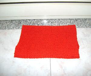 sciarpa-girocollo-rossa-unisex-mai-usata-nuova-senze-etichetta