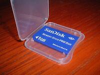 1gb Memory Stick Pro Duo For Sony Cybershot Dsc-s700