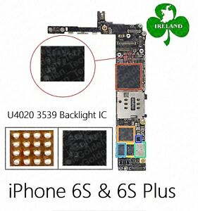 the latest 91b0f 66dfe Details about U4020 3539 Backlight IC Boost Control Back Light Driver Chip  iPhone 6S & 6S Plus