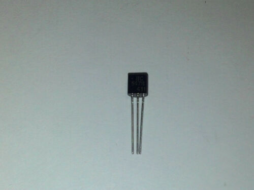 Lot of 2 OEM Cobra CB Transistors BC547B Silicon NPN Amplifier TO-92 USA Seller