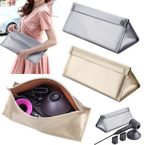 Image Is Loading Pu Leather Travel Storage Case Cover Gift Bag