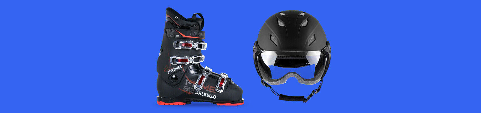 Ski and Snowboard Gear