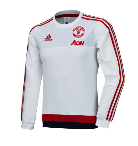 Adidas Manchester United Sweat Top Training Shirt AI7351 Man Utd Soccer Football hot sale