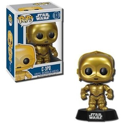 C-3PO - Funko Pop! Star Wars (2013, Toy NUEVO)