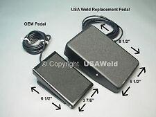 Rfcs Rj45 Foot Control Pedal Miller Tig 300432 Diversion 165 180 Welder