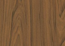 Walnut Contact Paper Vinyl Stickers Self Adhesive Decor Medium Walnut