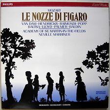 LP Neville MARRINER : Mozart Le nozze di Figaro / nice Philips digital promo