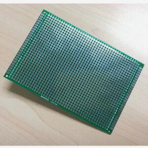 8x12cm-Double-side-Protoboard-Circuit-Tinned-Universal-DIY-Prototype-PCB-Board
