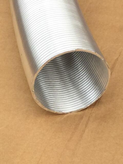 Lüftungsrohr, Abluftrohr, Aluflexrohr, Aluflexschlauch DN 75 mm -5m