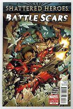 BATTLE SCARS #3 - DEADPOOL APPEARANCE - MARVEL - 2012