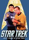 Star Trek: Fifty Years of Star Trek by Titan (Paperback, 2016)